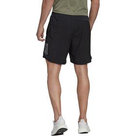 "adidas OWN The Run Shorts 7"" Herrer, sort"
